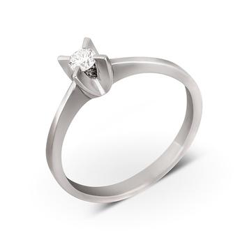 Купить кольца обручальные из белого золота в Минске. Кольцо Арт. SW19. 73fb91e4d23