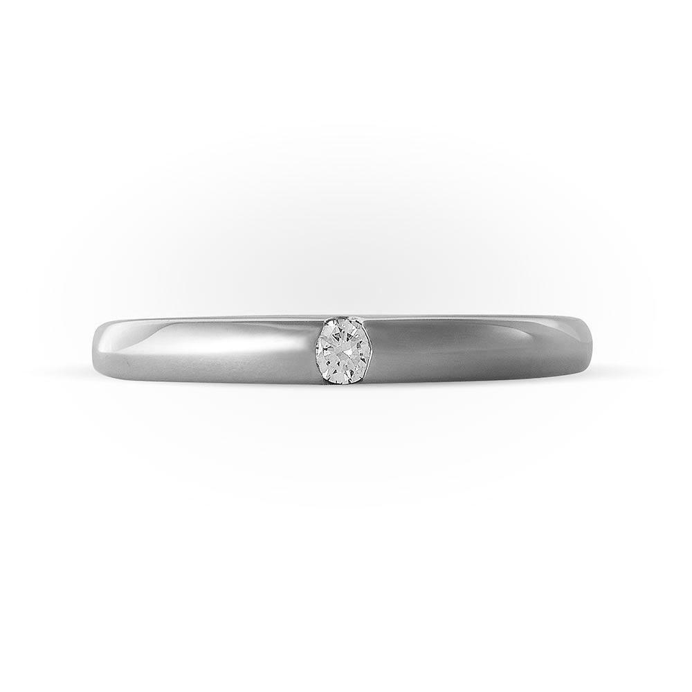 Обручальные кольца из белого золота с фианитами в салоне Свадьба Минск 769688c9c2d