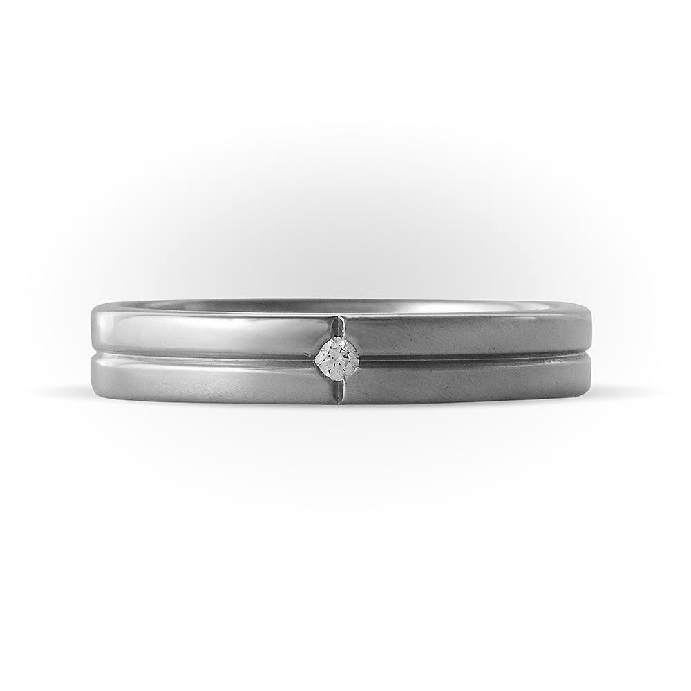 Обручальное кольцо из белого золота Арт. 220094б купить в Минске 6a371c6fdd6