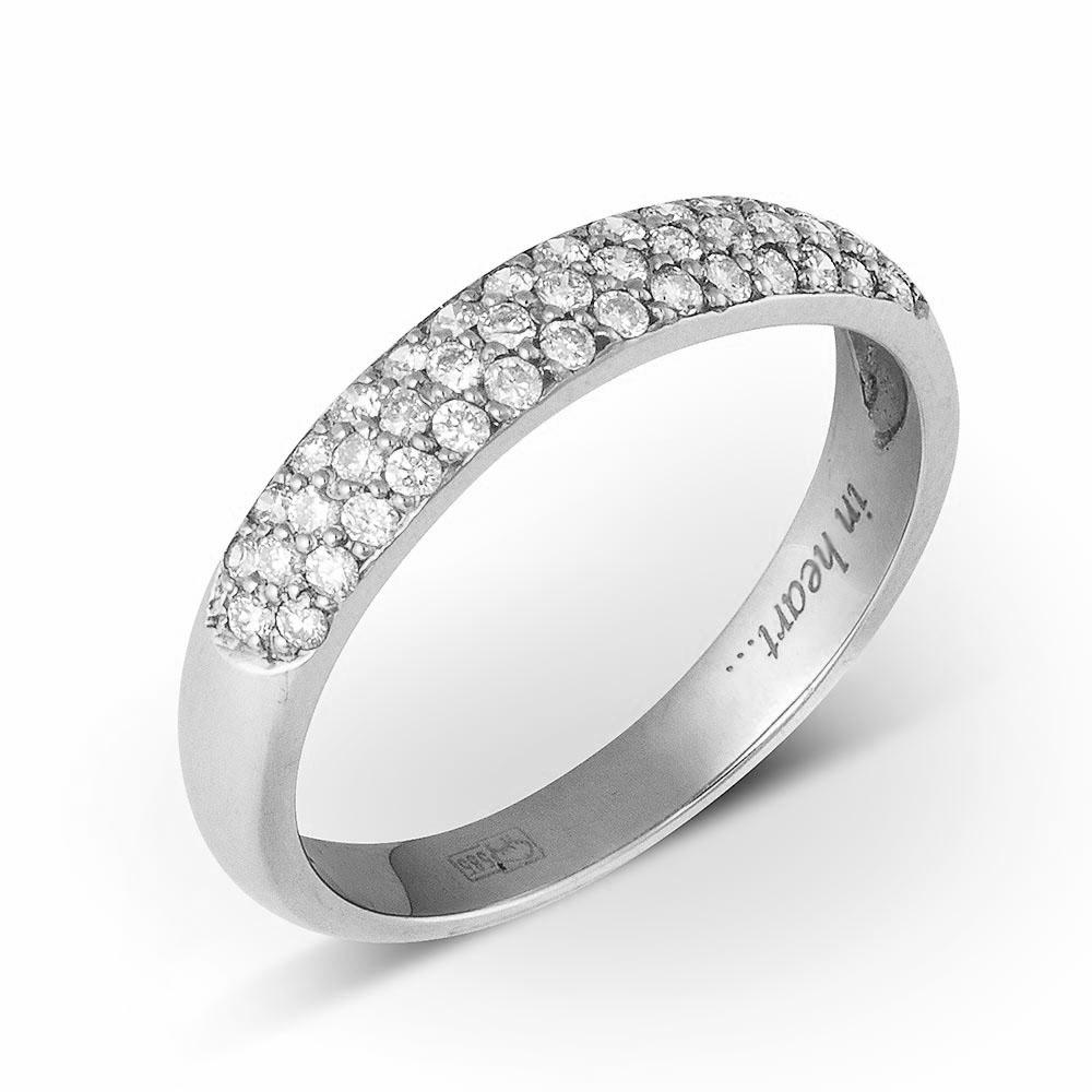 Обручальные кольца из белого золота арт. SW20 купить в Минске ... 113823093ee