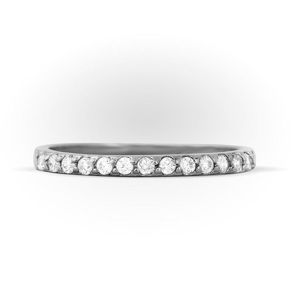 Кольцо Арт. Т302014032 из белого золота купить в Минске. Обручальные ... b5f61678840